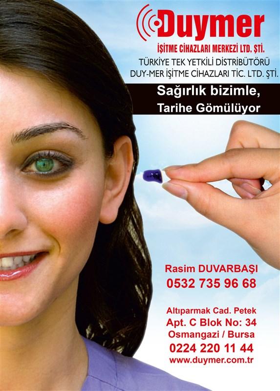 İSTANBUL'DA ARTIK DUYMAYAN KALMAYACAK