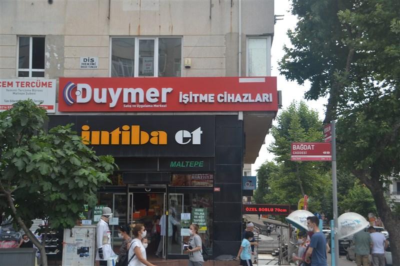 DUYMER MALTEPE'DE HİZMET VERİYOR
